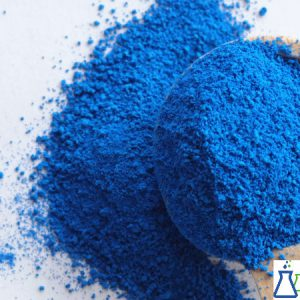 Algal blue pigment